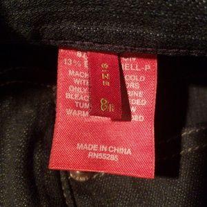 Express Jeans - EXPRESS JEANS EVA FIT & FLARE NWOT J38
